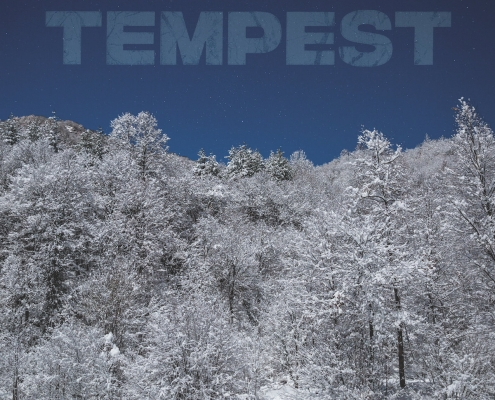 RES163 – TEMPEST Self Titled