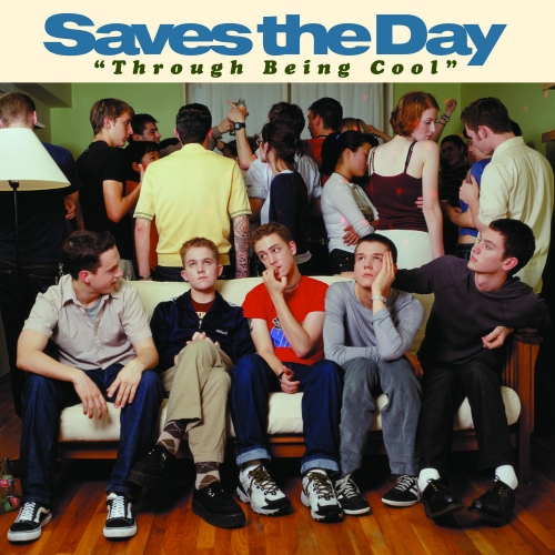 "Saves The Day ""Through Being Cool"" 2xLP"