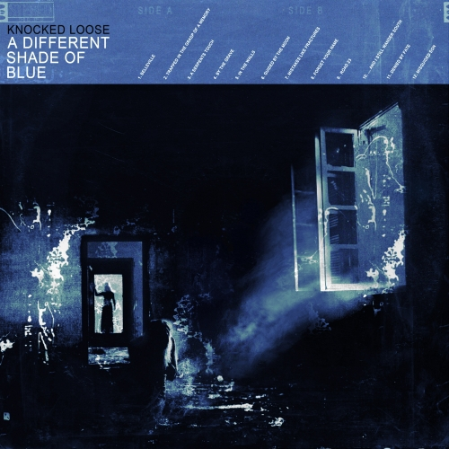 """Knocked Loose """"A different Shade Of Blue"""" LP"""