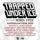 Trapped Under Ice Australian tour 2020